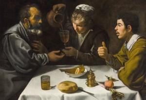Obra de Velázquez expuesta